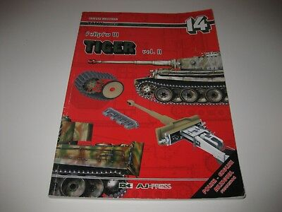AJ Press Tankpower Buch 14 Tiger vol. II