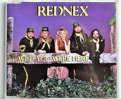 "Rednex ""wish You Were Here"" Maxi-Cd"