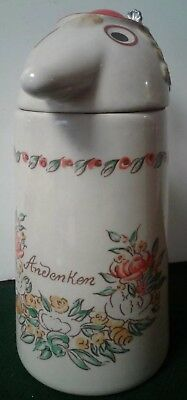 Schultz & Dooley The Countess Character Utica Club Beer Stein Webco Germany