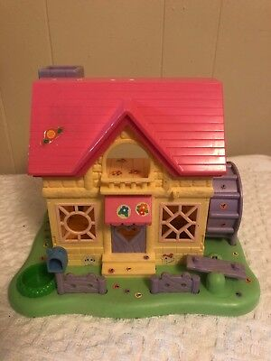 Epoch limited Co. Hamtaro Ham-Ham House Selling As Is