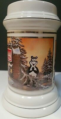 HAMM'S BEER LIMITED EDITION STEIN #744 of 5,000