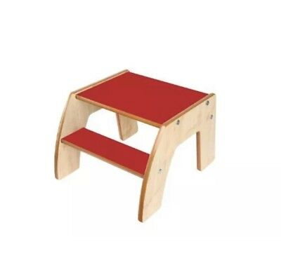 Funstep Wooden Toddler Step Stool