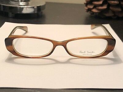 Authentic Paul Smith  EYEWEAR designer Eyeglasses ! Tortoise!