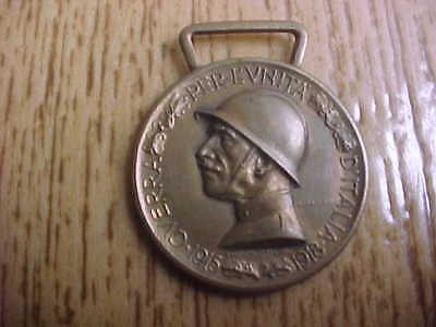 1918 Wwi French Soldier  Watch Fob World War 1
