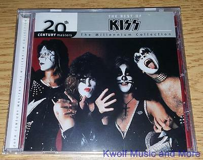 "KISS  ""The Best Of Kiss""    NEW  (CD, 2003)"