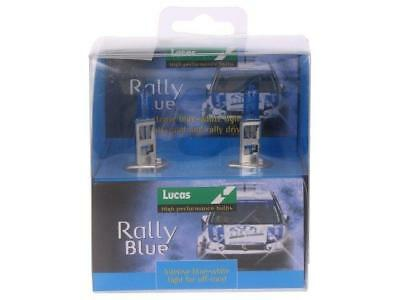 LLX481BLX2 Filament lamp automotive H1 dark blue 12V 100W Series RALLY  LUCAS