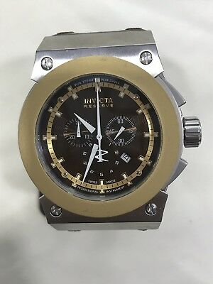 410099775 INVICTA MEN'S 4845 Reserve Specialty Akula Chronograph Watch ...