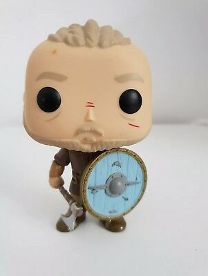 Rare Vikings Ragnar Funko Pop Rare Vaulted. Sold Out.
