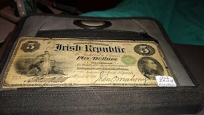 Irish republican Republic War Bond 1866
