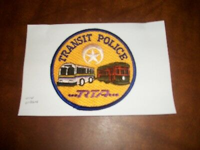 New Orleans Louisiana Transit Police Patch New