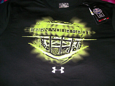 Under Armour Men s NFL Combine Gear Earn Your Spot T-Shirt X-LARGE XL cff15ef2f