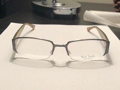 Authentic Paul Smith  EYEWEAR designer Eyeglasses ! Tortoise