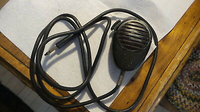 Vintage SIGNAL CORPS T-50 MICROPHONE U.S. Army Issue, Shure Bros.