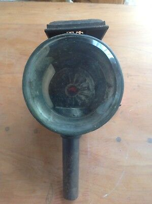 Antique Coach Lamp Carriage Coach Early Automobile Lanterns Light vintage Decor