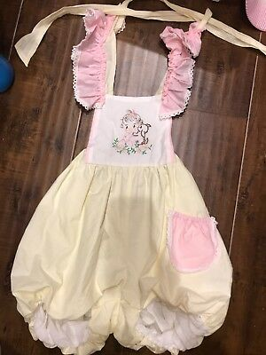 haute baby toddler girl bubble size 2t