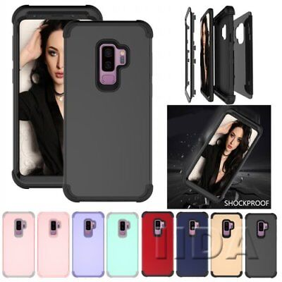 For Samsung back cover shockproof hybrid phone case heavy duty hard rugged