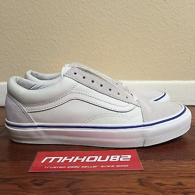 7e982d69b5c5 New Opening Ceremony OC x Vans OG Old Skool LX Suede Easter Pack Shoes Size  11.5