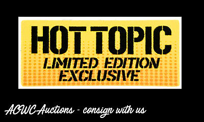 Pop Vinyl Replacement Sticker - Hot Topic Limited Edition Exclusive