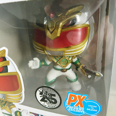 Lord Drakkon Power Rangers MMPR PX Previews #17 EXCLUSIVE Funko Pop! Vinyl