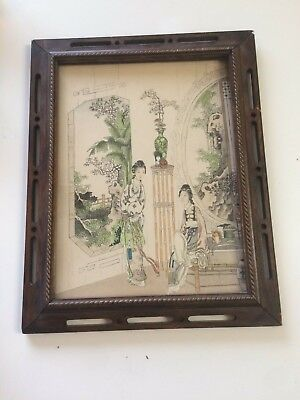 Antique Japanese Drawing