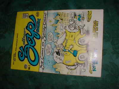 Zap Comix No. 1, 5th Printing, Number One Zap Comic Book 60 Cent Cover Variation