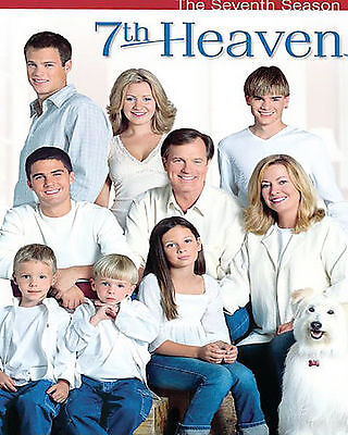 7th Heaven - The Complete Seventh Season (DVD, 2008, 5-Disc Set)