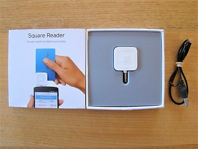 Square Reader - Accept Credit and Debit Cards Today - Fast Postage