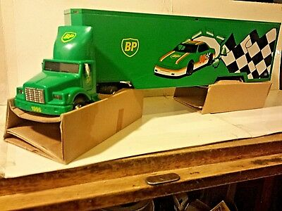 BP British Petroleum 1995 Racing Transport Truck Collector's Edition 5th Series