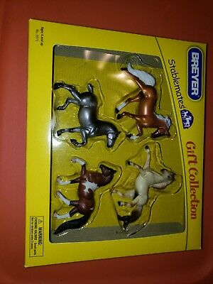 """Breyer """"Stablemates"""" Gift Collection #5971"""