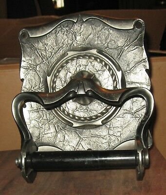 Amerock Carriage House antique silver tissue paper holder 9055-2