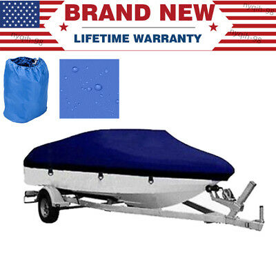 TRAILERABLE BOAT COVER  WELLCRAFT ECLIPSE 196 I//O 1990 1991 1992
