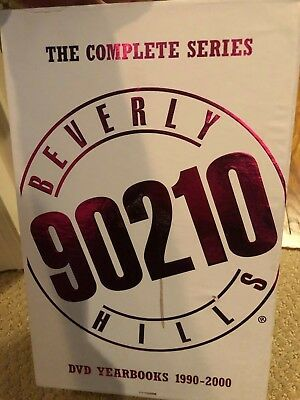Beverly Hills 90210: The Complete Series (DVD, 2013) Yearbook Set with *BONUS*