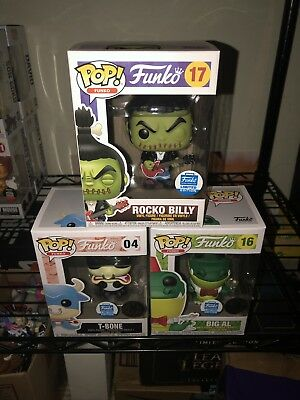 funko pop exclusive lot