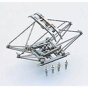 Tomix Parts HO-P02 Pantograph PS16 (for Series 113) (1pc.) (HO scale)