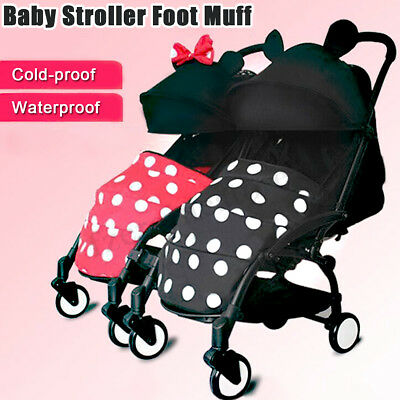 Universal Footmuff Cosy Toes Apron Cover Liner Buggy Pram Stroller Baby Toddler