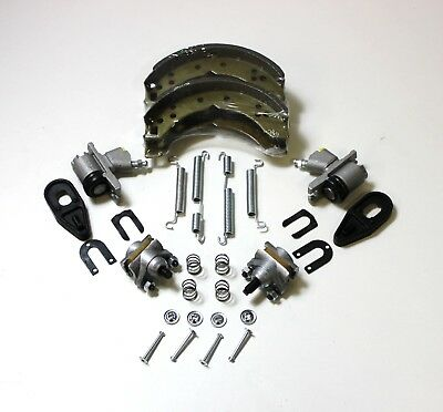 Comprehensive Rear Brake Rebuild Set Reliant Robin 1978-82