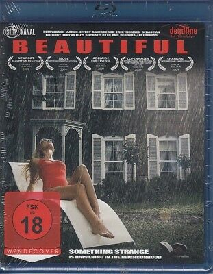 Beautiful - Something Strange - Störkanal  Blu-ray/NEU/OVP FSK18