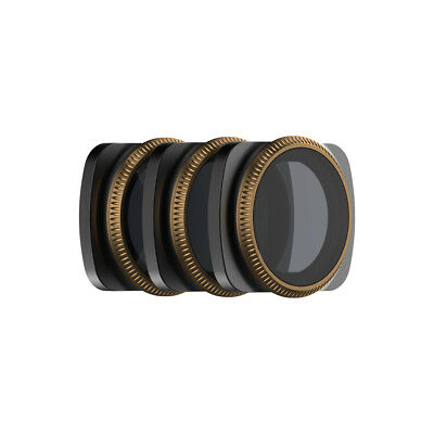 Polar Pro 3-pack Cinema Series Vivid Collection Filters for OSMO Pocket