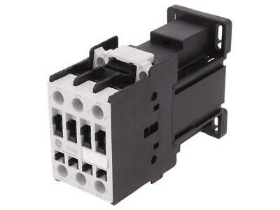 CL03D300TD Contactor3-pole 24VDC 25A NO x3 DIN, on panel CL 11kW