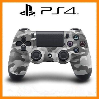 Official DualShock PS4 Wireless Controller for PlayStation 4 - Jet Black NEW