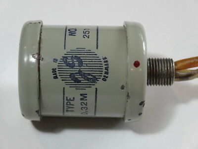 Jorgen Schou - JS Transformer for Ortofon SPU - Type 0.32 M / NO. 251