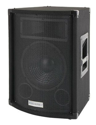 "B-Ware 300W Pa Lautsprecher Disco Monitor Box 8"" (20Cm) Bass Subwoofer Speaker"