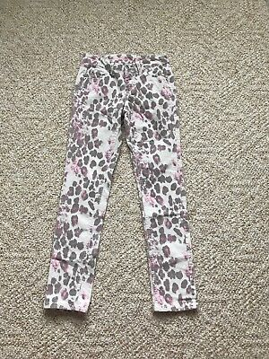 Justice Girls Jeans  Size 10 Euc