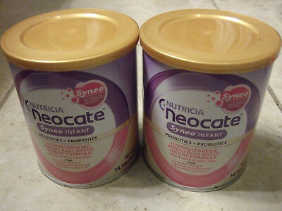 Neocate Syneo Infant 2 CANS -FREE SHIPPING!!!