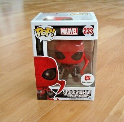 Funko Pop SUPERIOR SPIDER-MAN 233 Walgreens Exclusive