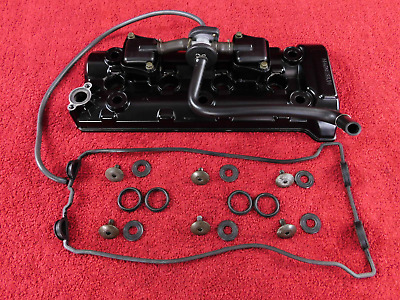 VALVE COVER 01-04 GSXR 1000 GSXR1000 <> engine top / cam cover