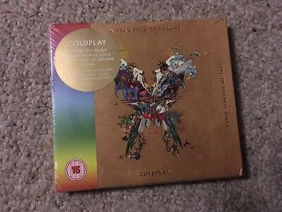 Coldplay Live In Buenos Aires / Sao Paulo 2 Cd & 2 Dvd