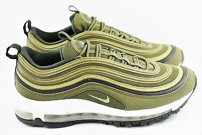 e45e295e11 WOMENS NIKE AIR Max 97 Size 7 Running Shoes Olive Green 921733 200 ...