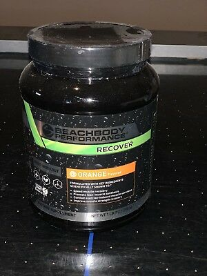 Beachbody Performance Recover Post-workout Formula Orange Flavor