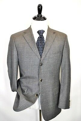 Hugo Boss Fabulous Gray suit 38R x 34x30  Pristene condition Classic!